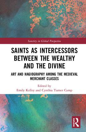 Cover image of Saints as Intercessors book