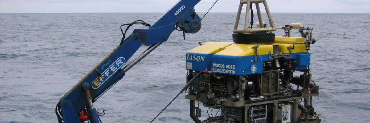 The ROV Jason II